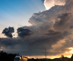 cloud, weather, and clouds image
