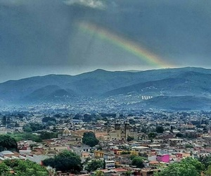 arcoiris, colonial, and cultura image