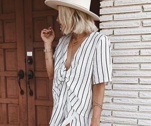 blogger, boho, and fashion image