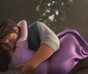 breathtaking, disney, and hug image