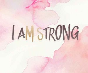 wallpaper and i am strong image
