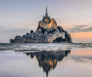 Europa, francia, and mont saint-michel image