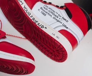 nike, sneakers, and jordan image