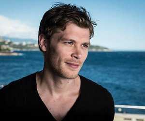 joseph morgan, The Originals, and hybrid image