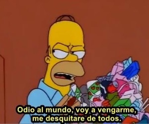 Homero and simpsons image
