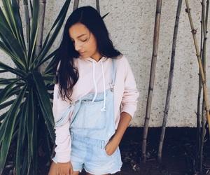 aesthetic, girl, and latina image