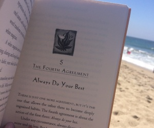 book, california, and reading image