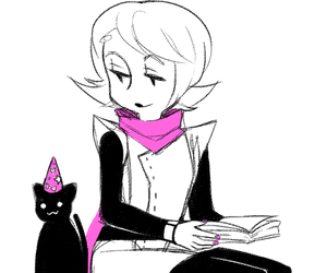 doodles, homestuck, and mom lalonde image