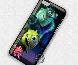 cartoon, monster inc, and phone covers image