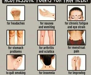 diy, massage, and self massage image