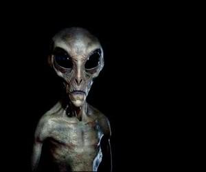alien, weird, and aliens image