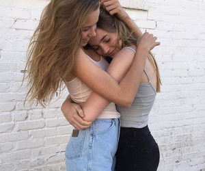 alternative, grunge, and hug image