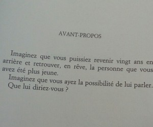 livre, quote, and reves image