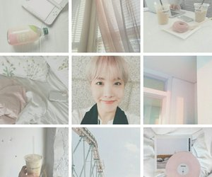 bts, pastel, and jhope image