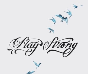 stay strong, demi lovato, and demi image