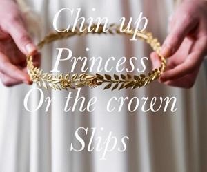 crown, crowns, and princess image
