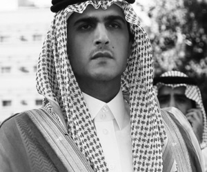 arab, black and white, and prince image