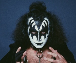 destroyer, gene simmons, and rock'n'roll image