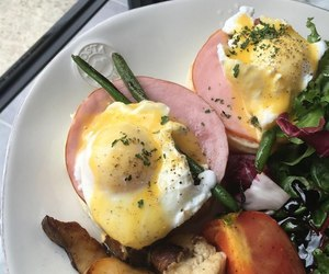 tasty, egg, and food image