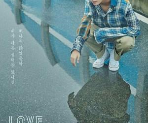 band, rain, and boy image