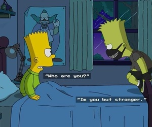 bart, bart simpson, and simpsons image