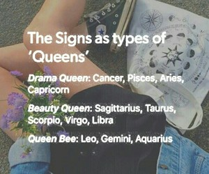 aquarius, aries, and astrology image