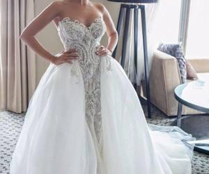 weddind and dress image