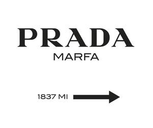 Prada, gossip girl, and marfa image