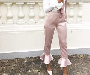 chic, fashion, and heels image