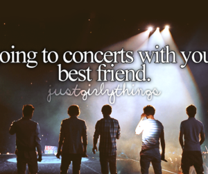 concert, one direction, and best friends image