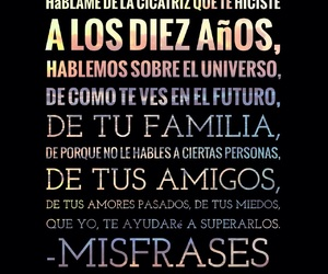 easel and frases image