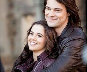 vampire academy, rose, and Dimitri image