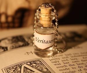 harry potter, vintage, and veritaserum image