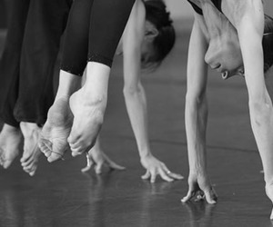 dance, ballet, and contemporary image