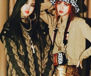 k-pop, kpop, and lisa image