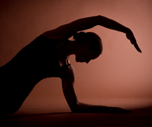 ballet, flexibility, and contemporary image