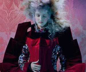 fashion style, Rei Kawakubo, and art fashion image