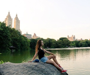 beautiful, nature, and Central Park image