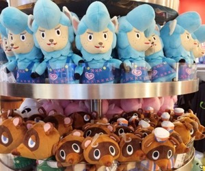 adorable, animal crossing, and plushies image