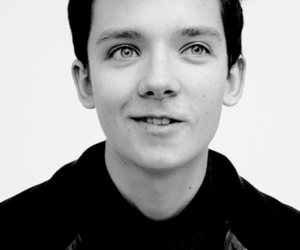 asa butterfield and boy image