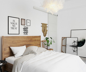 beauty, bed, and bedroom image