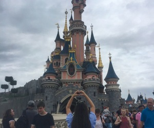 disney, paris, and trip image