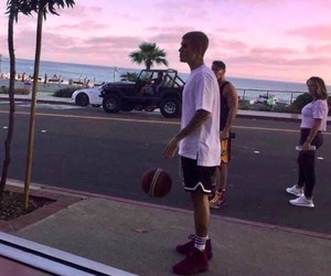 sunset, justin bieber, and justinbieber image