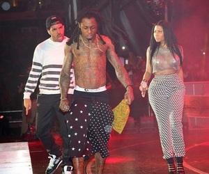 Drake, lil wayne, and nicki image
