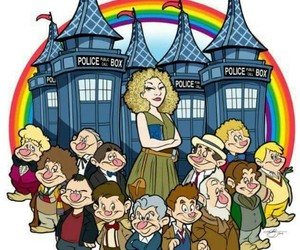 river, thedoctor, and funn doctorwho image