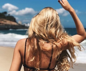 beauty, body, and blonde image