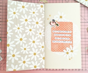 creation, journal, and scrap image