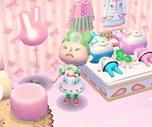 adorable, pink, and tumblr image