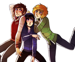 Clyde, craig, and southpark image