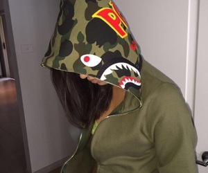 fashion and bape image